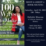 DuSable Museum Book Signing